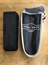 More details for vintage dallas arbiter sound city wah face pedal with bag
