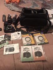Canon EOS Digital Rebel XTi / EOS 400D 10.1MP Digital SLR Camera - Black (Kit w/