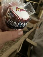 Matt Holliday Anthem Photo Baseball SGA Stadium Giveaway St. Louis Cardinals NE
