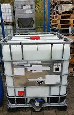 Réservoir d'eau de pluie Réservoir d'eau IBC Conteneur 1000 l