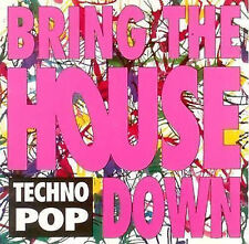 CD Techno Pop - Bring The House Down