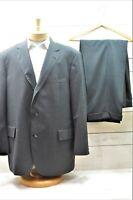 Brooks Brothers Brooksease Suit  Size 48   [11F]