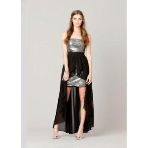 GRACE & HARTS - Athena Dress (42632 - Black, Pink)