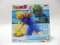 Dragon Ball Z DBZ Action Pose Figure 4 S.SAIYAN MAJIN VEGETA Banpresto Japan NEW