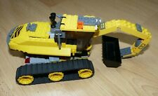 Lego City 7248 tracto pelle grue engin chantier - complet (sans notice)