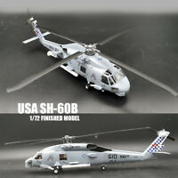 USA SH-60B HS 4 Black Knights N 610 1/72 Finished helicopter Easy Model