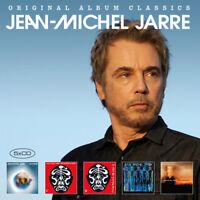 Jean-Michel Jarre : Original Album Classics - Volume II CD Box Set 5 discs