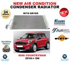 Per Mini Countryman Aria Condizionata Condensatore Radiatore 2010 - > su COOPER S D SD ALL4 JCW