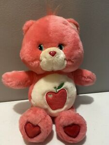 🌟Rare🌟2005 Care Bears Smart Heart Bear Plush
