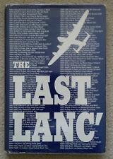 The Last Lanc by Patrick Kilvington, 1st edition, 1982