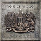Sons of Apollo - Psychotic Symphony (NEW CD ALBUM)