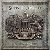 Sons of Apollo - Psychotic Symphony (NEW CD ALBUM)