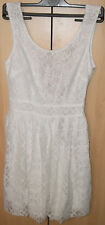 Motel Rocks Evie Lace Mini Dress Off White BNWT Size: Small