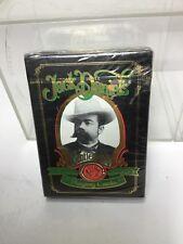 Vintage Hoyle Sealed Jack Daniels Poker size Playing Cards #6635 1994