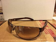 New DKNY 7246S (225) Sunglasses, Matte Bronze / Coffee Stain Lens