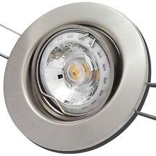 1er Set 5,0W LED Kaltweisse Einbauleuchte Einbaustrahler Tomas 230Volt - Spots