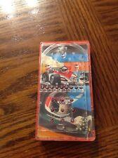Vintage 1976 Blue Box Marlboro 7 Racing car Hand Held Pinball Game