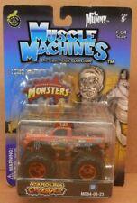 Muscle Machines Carolina Crusher Chevrolet Universal Monsters the Mummy Truck