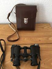 Fernglas RUKA Rathenow 6x24 Mars mit Leder-Case GUTER ZUSTAND - RAR