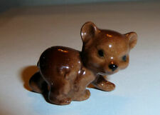 Hagen Renaker Miniature Brother Bear Cub A-397 Retired