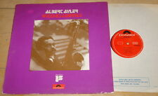 ALBERT AYLER ~ WITCHES & DEVILS ~ UK POLYDOR LP 1967 ~ FREE AVANT GARDE JAZZ