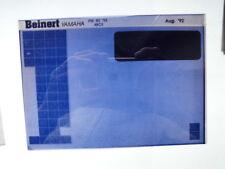 Yamaha PW 80_1993 Micro Film Fich pièces pièce rechange liste