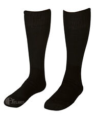Wool Blend Socks  3 Pair -  MADE IN THE USA - GI Issue Black - SMALL Size 9 - 10