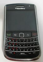 BlackBerry Bold 9650 Black Smartphone No Power Up For Parts