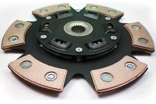 XTR 6-PUCK SPRUNG CLUTCH DISC 3000GT VR-4 STEALTH R/T TURBO AWD 3.0L B2600 2.6L