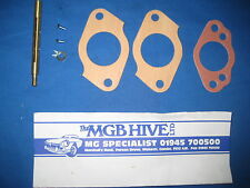 MG MGB ROADSTER OR GT HS4 CARBURETTOR SPINDLE 1962 TO 1972 *** OB18