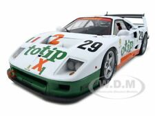 ELITE FERRARI F40 COMPETIZIONE LM 1994 #29 1:18  MODEL CAR BY HOTWHEELS P9921