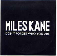 MILES KANE - rare CD Single - France - Acetate