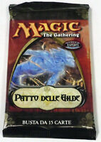 ITALIAN Magic MTG Guildpact GPT Factory Sealed Booster Pack Buste the Gathering
