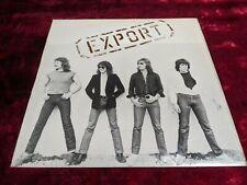 Export S/T Vinyl LP 1980 UK First Pressing Steve Morris Heartland Gillian