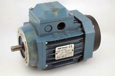 "Abb Electric Motor , 250/440V,  60Hz,1700 Rpm, .45Kw, .60Hp, 1.25""X.55 Shaft"