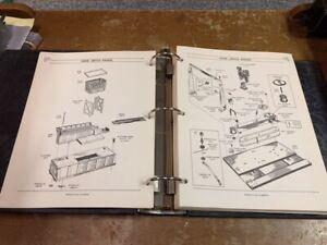 Lionel Postwar - Service Station Parts Manual B