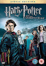 Harry Potter And The Goblet Of Fire 1-Disc Dvd Brand New & Factory Sealed