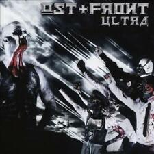 OSTFRONT - ULTRA USED - VERY GOOD CD