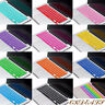 "New Silicone US Rainbow Keyboard Skin Cover For Macbook Pro Air Mac 13""15""17"""