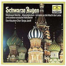 Serge Jaroff / Don Kosaken Chor Schwarze Augen-Russische Volkslieder (19 .. [CD]
