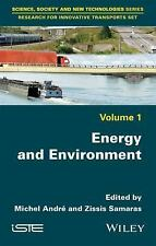 Energy and Environment (2016, Hardcover)