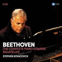 Stephen Kovacevich - Kovacevich - The 32 Piano Sonatas and Bagatel (1 CD)