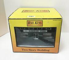 MTH Rail King No. 30-9018 Hardware Store Red & Grey w/ White Trim