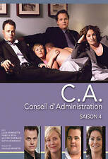 C.A. Conseil Dadministration S4 (Ws)  DVD NEW