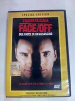DVD Face Off  DUE FACCE DI UN ASSASSINO Special Edition ologramma tondo DVD