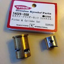 KYOSHO INFERNO GT, GT2, GXR28 GXR-28 GXR28sg, Nuovo Pistone & Liner 74025-05 (B)