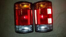 Ford Econoline Rückleuchten Heckleuchten  mit gelben Blinkern