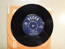 "JOE MEEK ORCHESTRA: Kennedy March(w/Ritchie Blackmore Of Deep Purple)-U.K. 7"" 63"