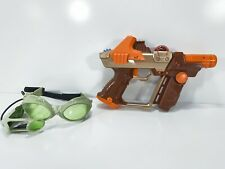 Tiger Electronics Deluxe Team Ops Lazer Tag Gun w/ glasses (Hasbro, 2004)