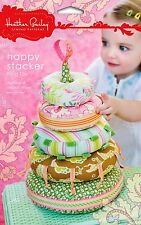 HAPPY STACKER RING TOY SEWING PATTERN, From Heather Bailey Sewing Patterns, NEW
